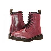 Dr Martens Delaney Boots (Big Kid) Pink Sparkle