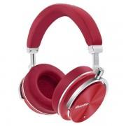 Bluedio T4 bluetooth v4.2 headset med brusreducering, röd