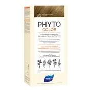Phytocolor coloração permanente 8.3 louro claro dourado - Phyto