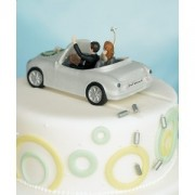 "Figurina Tort Comica Model 4 ""Masina."" COD F515"