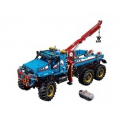 Lego Camión grúa todoterreno 6x6