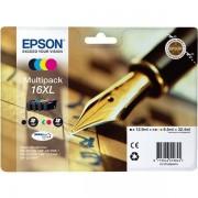 Epson 16XL - C13T16364012 multipack bk/c/m/y