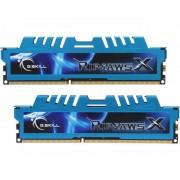 Memorie GSKill RipjawsX Blue 16GB DDR3 2400 MHz CL11 1.65v Dual Channel Kit