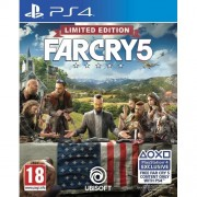 Игра Far Cry 5 Limited Edition PS4