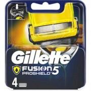 Gillette Fusion5 ProShield rakblad (4-pack)