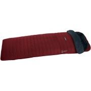 Mammut Creon Down 3-Season Sovsäck 180cm röd höger 2018 Sovsäck