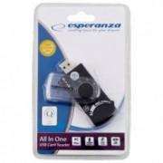 Card reader universal port USB Esperanza