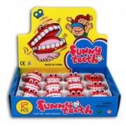 Leksaker Hoppande Tänder med ögon stor