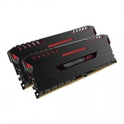 Corsair Vengeance LED 4x8GB DDR4-3000 módulo de Memoria (32 GB, 4 x 8 GB, DDR4, 3000 MHz, 288-pin DIMM, Negro, Blanco)