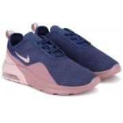 Nike WMNS AIR MAX MOTION 2 Walking Shoes For Women(Blue, Pink)