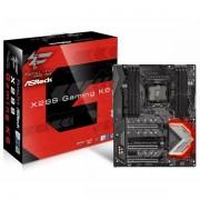 Asrock Intel 2066 Socket X299 GAMING K6 ATX MB ASR-X299-GAMING-K6