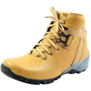 Boot For Men from 00RA Casual Sneaker Style Tan Color shoes size 10 uk