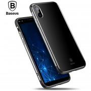 Baseus Armor Case TPU funda protectora para iPhone (Negro)