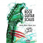 AMA Verlag Rock Guitar Scales Rainer Baumann