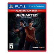 Naugthy Dog Uncharted: The Lost Legacy Standard Edition PlayStation 4