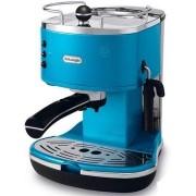 Espressor Delonghi ECO 311.B, 1100 W, 1.4L, 15 bar, Cappuccino (Albastru)