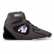 "Gorilla Wear Chicago High Tops - Gray/Black Limited"""" - Maat 36"""""