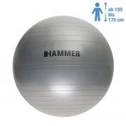 HAMMER Fitnesskleingeräte Gymnastikball mittel