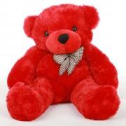 2 Feet Red Teddy Bear with a Bow
