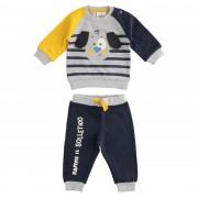 iDO kék kutyás jogging garnitúra 9