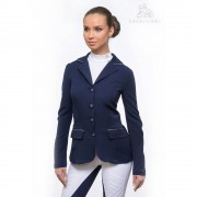 Cavalliera Riding Softshell Show Jacket Crystal Purity