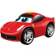 BB Junior Play and Go Ferrari Touch N Go 458 Italia Vehicle (Red)