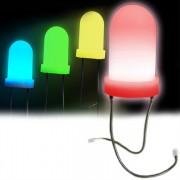 Lampada a forma di LED Gigante - luce multicolor