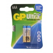 Baterie alcalina R3 (AAA) 2buc/blister UltraPlus GP
