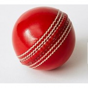 Cricket Leather Ball Pack of 4 (4 piece/part)