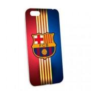 Husa de protectie Football Barcelona pentru Apple iPhone 7 / 8 Silicon W237