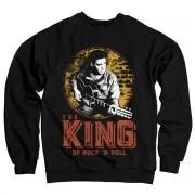 Elvis Presley - The King Of Rock 'n Roll Sweatshirt