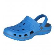 COQUI JUMPER Pánské sandály 6351-437 Seablue/Dk.grey 43