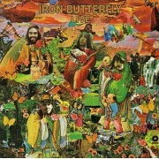 Iron Butterfly - Live (0075679039620) (1 CD)