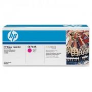 Тонер касета HP CE743A
