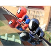 Climbing toy Spiderman Window Sucker for Doll Car Home Interior Decoration