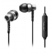 Philips SHE9105SL/00 In-Ear Headphones with Mic Silver