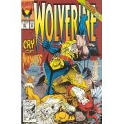 Wolverine comic books issue 51