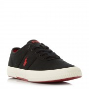 Ralph Lauren Polo Ralph Lauren Tyrain Vulcanised Canvas Trainers