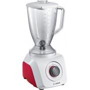 Blender Bosch MMB21P0R 500W, belo-crveni