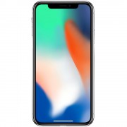 Telefon mobil iPhone X 256GB Silver