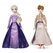 Set papusi Elsa si Anna - Frozen II