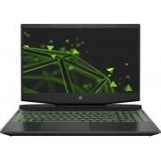 "Laptop Gaming HP Pavilion 15-dk0034nq (Procesor Intel® Core™ i7-9750H (12M Cache, up to 4.50 GHz), Coffee Lake, 15.6"" FHD, 16GB, 1TB HDD @7200RPM + 512GB SSD, nVidia GeForce GTX 1650 @4GB, Negru)"