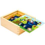 Baribal Bino - Az első puzzlem