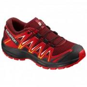 Salomon - Kid's XA Pro 3D - Chaussures multisports taille 32, rouge