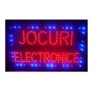 Reclama LED - JOCURI ELECTRONICE -