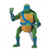 Figurina Leonardo care sare peste cap - Testoasele Ninja