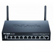 ROUTER, D-LINK DSR-250N, Wireless-N