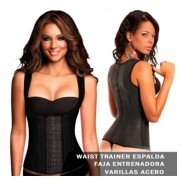 Waist Trainer Latex Espalda