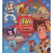 Tesoro de cuentos. disney toy story. grandes aventuras Pd.