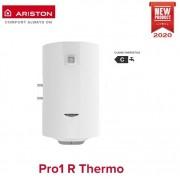 Ariston Scaldabagno Scaldacqua Elettrico Ariston Ad Accumulo Pro1 R Thermo Vts 100 Vts/3 Eu Verticale 100 Lt - New Erp
